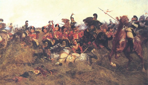 Battle of Quatre Bras