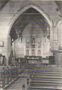 Interior of St Thomas, Enfield