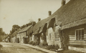 Stockton Wiltshire about 1910