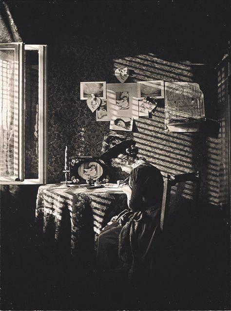 writing woman 2