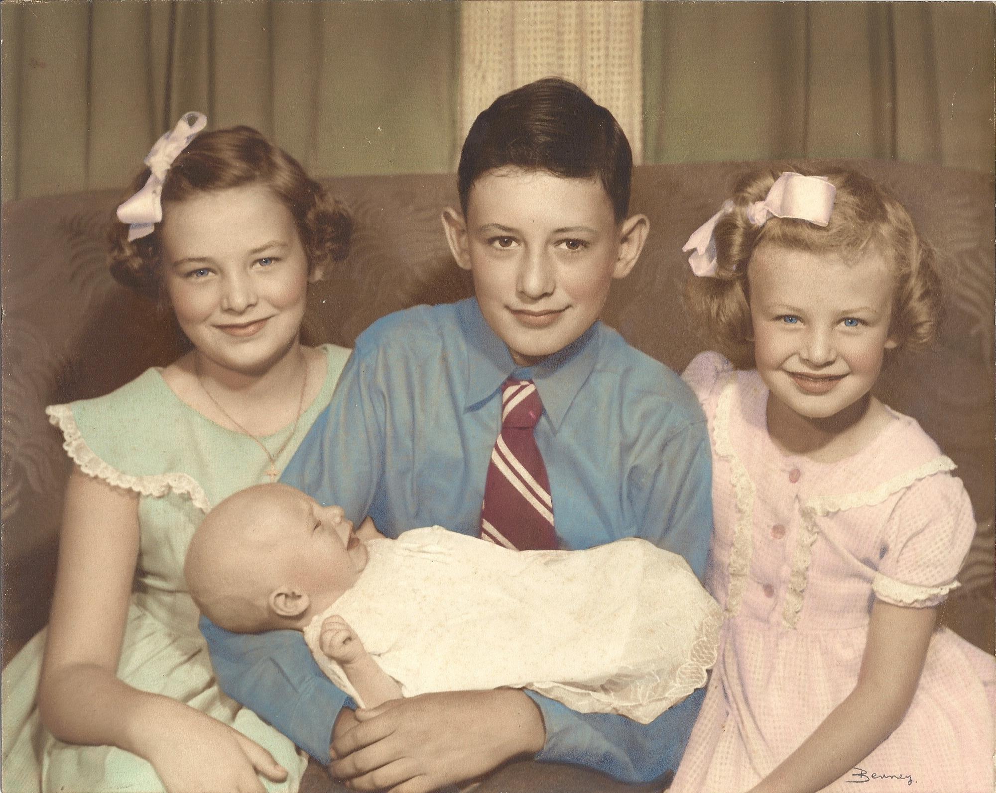 1957 Biggs children