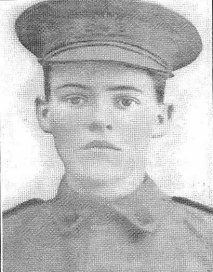 ALBERT CHISHOLM YOUNG SOLDIER